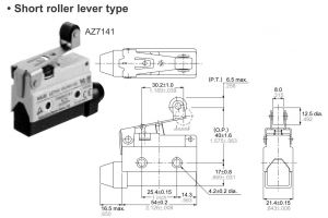Limit switch AZ-7141