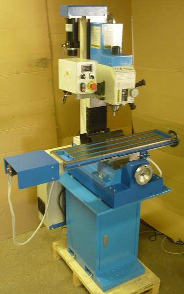 HBM BF30L CNC with machine stand