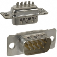 DSUB-9 male, solder connector
