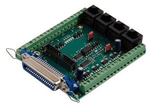 HDBB2 breakout board without cable