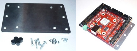 Mounting kit for UC300-5LPT