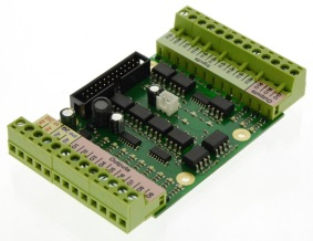 UCSB single port breakout board without cable
